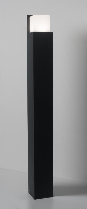 FYNN CP AC LED Pollerleuchte von Molto Luce in grau