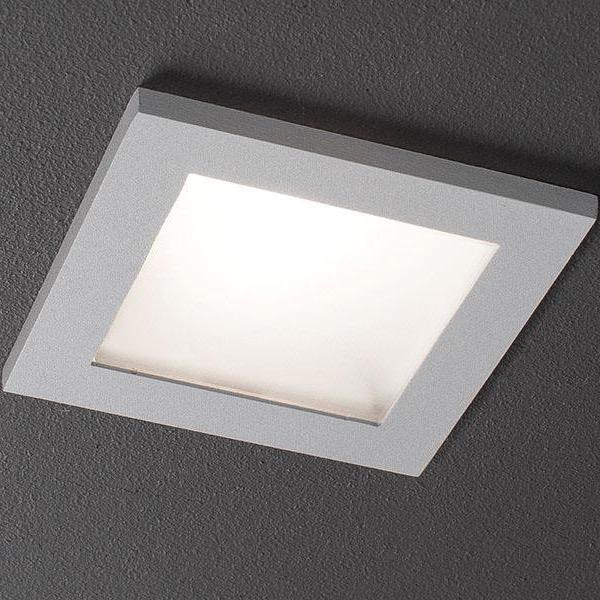 Cover LED Einbaustrahler von Molto Luce silber