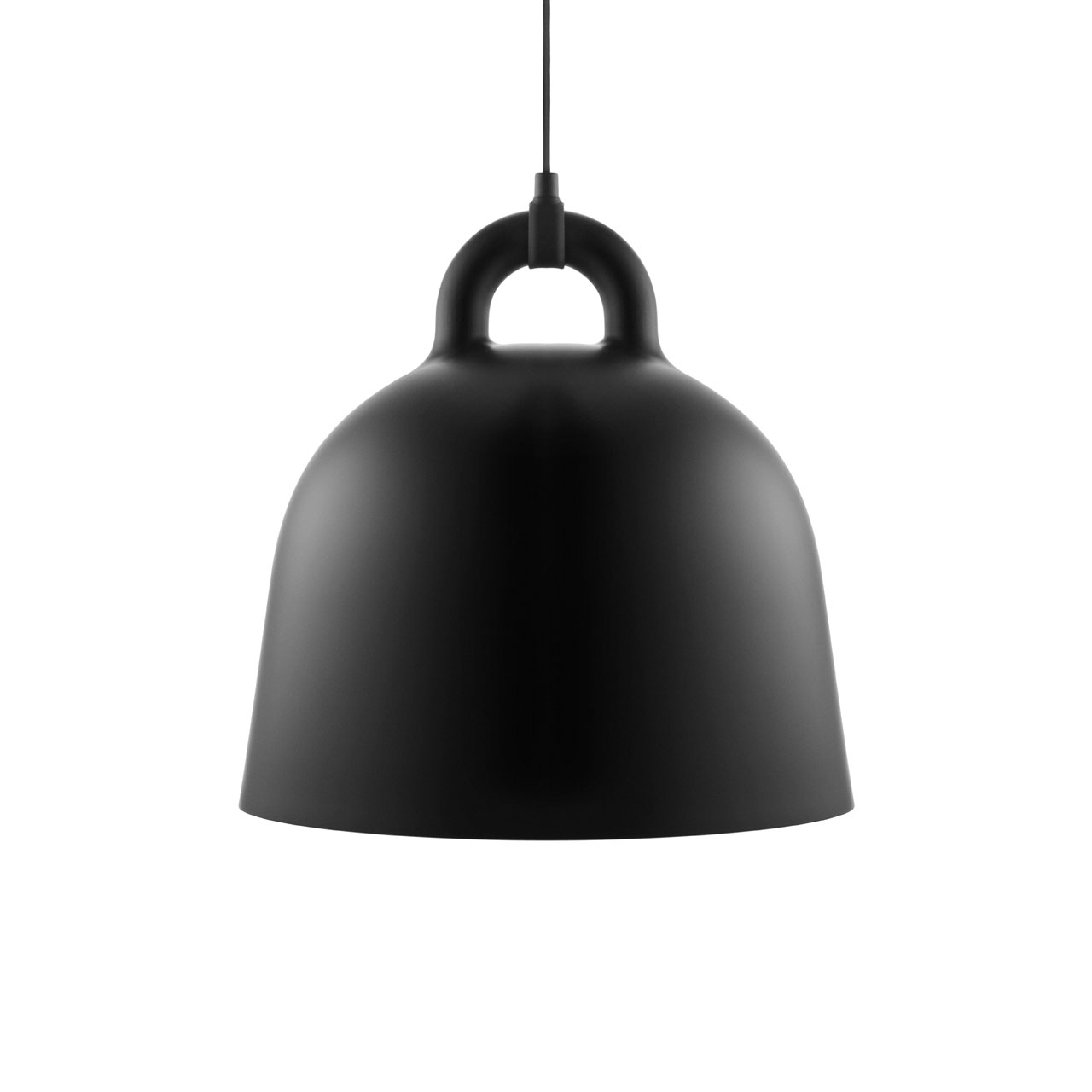 Bell Lamp Medium black von Normann Copenhagen