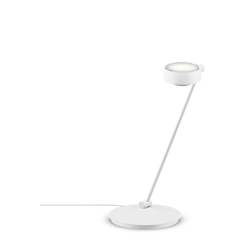 Sento tavolo 60 »air« E weiß matt, body weiß matt, rechts, LED 2700K CRI 97