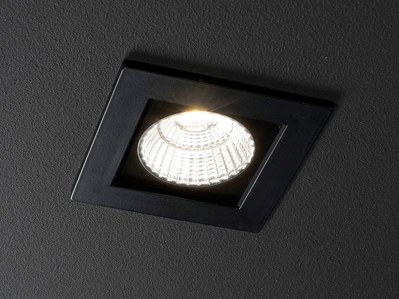 Deckeneinbaustrahler City Z LED von Molto Luce, weiß