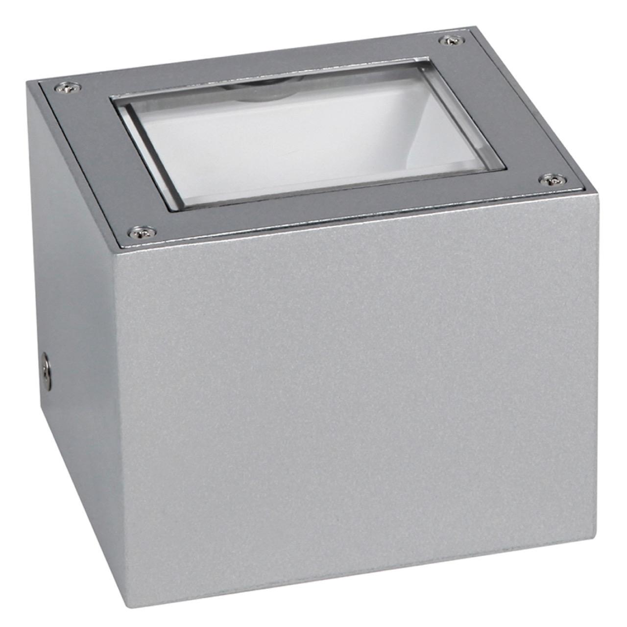 Wall Light Cube V von PROLED in grau
