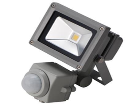LED Fluter grau 10,4W von Molto Luce