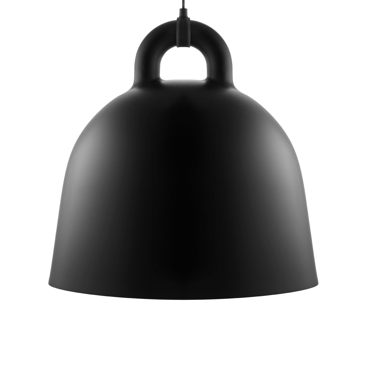 Bell Lamp Large black von Normann Copenhagen