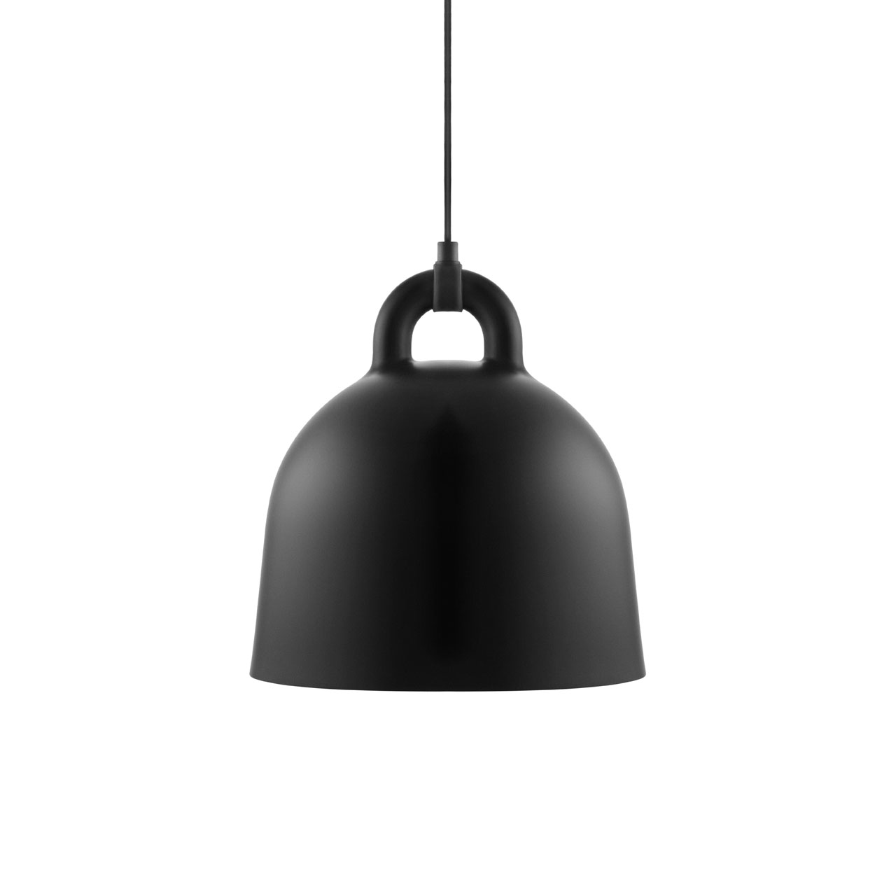 Bell Lamp Small black von Normann Copenhagen
