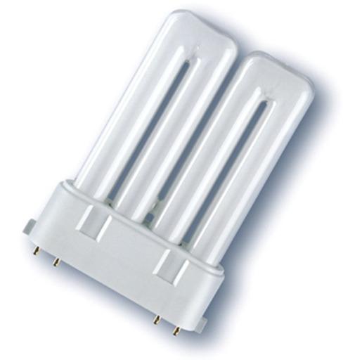 Kompaktleuchtstofflampe Ralux Twin 2G10 36W