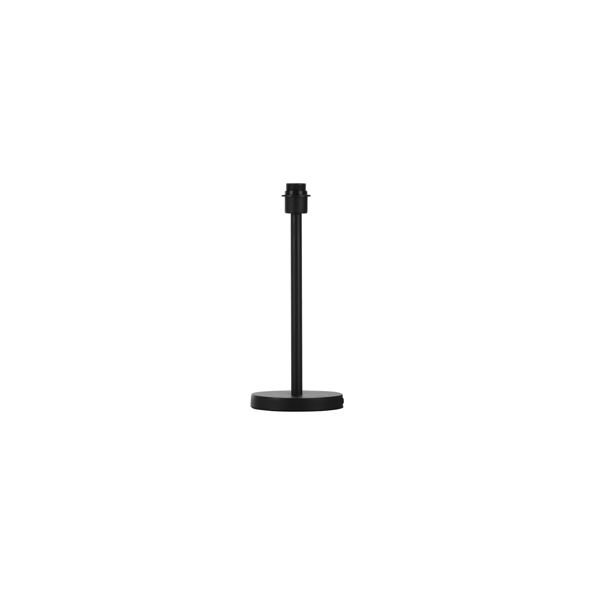 SOPRANA TL-2 Tischleuchte, schwarz, ohne schirm,
