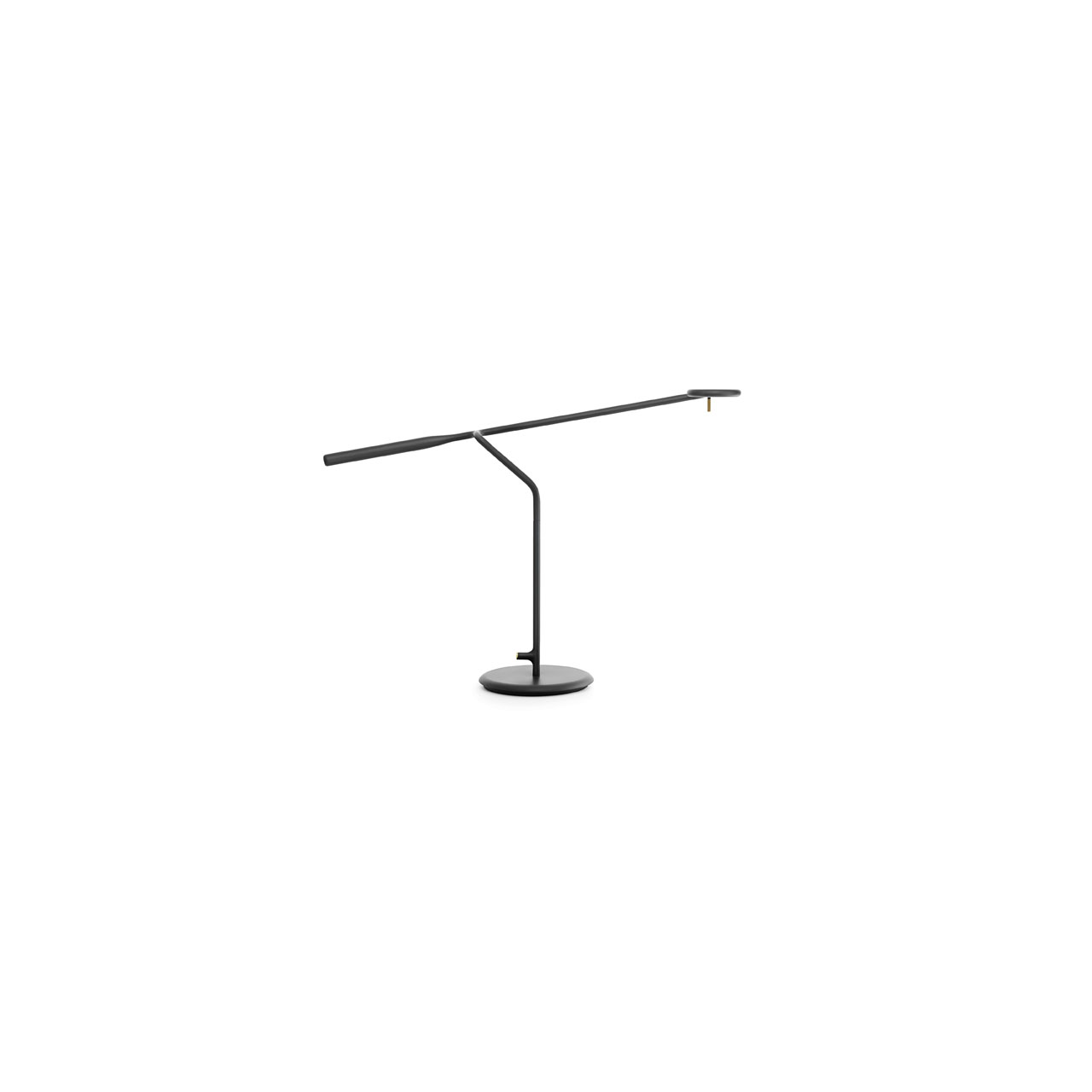 Flow Table Lamp black von Normann Copenhagen