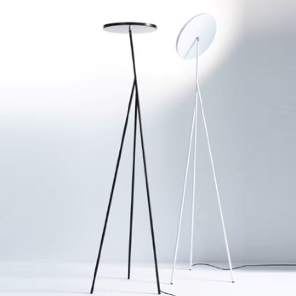 Deckenfluter Faro LED von Anta,klein schwarz 3000K