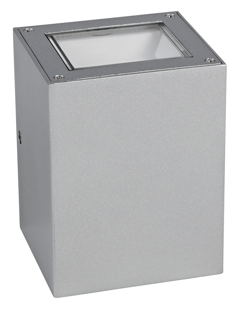 Wall Light Cube X von PROLED in grau