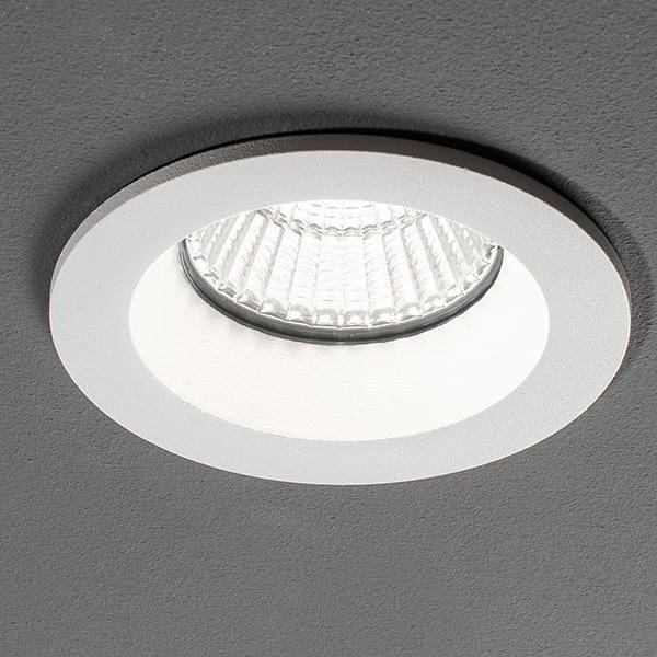 Deckeneinbauleuchte Chicco LED von Molto Luce, weiß